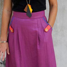 Skirt inspiration :: Kindling