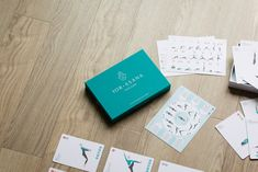 Yogaru 108 Asana yoga sequencing cards make yoga more accessible by simplifying sequencing to help you build a home practice. Designed to tailor to individual needs, and level of experience, to help you get the most out of your time on the mat.