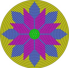 1 million+ Stunning Free Images to Use Anywhere Crochet Bedspread Pattern, Tapestry Crochet Patterns, Crochet Dolls Free Patterns, Crochet Square Patterns, Beading Patterns, Embroidery Patterns, Stitch Patterns, Native Beadwork, Native American Beadwork