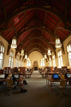 Agnes Scott's stunning McCain Library houses more than 200,000 volumes (photo courtesy of Agnes Scott College)