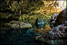 Discovery of Worlds Longest Underwater Cave Near Tulum Adds to Destinations Appeal  Pictured is Dos Ojos a system of natural sinkholes. It is connected to a new discovery that is believed to be the longest underwater cave in the world. Guillén Pérez / Flickr  Skift Take: Mexico's tourism industry will take good news wherever it can get it these days and the discovery of a mammoth underwater cave is definitely something that plays well for Tulum's growing appeal.   Dan Peltier  When exploring…