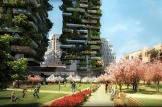 Bosco Verticale Project - Milano
