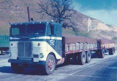 Semi Trucks, Old Trucks, Freightliner Trucks, Ho Scale, Vehicles, Brian Williams, American, Vintage, Car