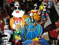 Day of the Dead in Mexico City -- Intrepid Travel