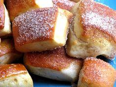 Soft Pretzel Bites Recipe - original, garlic parmesan and cinnamon varieties!