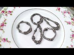 Stamped Jewelry, Metal Jewelry, Handmade Jewelry, Jewelry Frames, Metal Forming, Textile Jewelry, Jewellery, Soldering Jewelry, Book Crafts