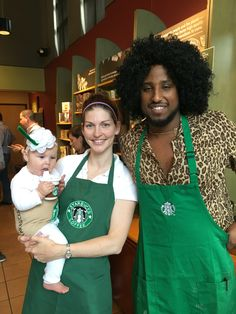 diy starbucks barista halloween costume hallowen org