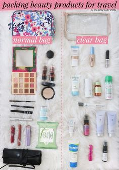 More Than 15 Makeshow To Pack Beauty Products For Travel How To Pack makeshow para empacar productos de belleza para viajes cómo empacar makeshow zum verpacken von schönheitsprodukten für die reise come imballare i prodotti di bellezza per i viaggi Beauty Tips For Face, Beauty Advice, Diy Beauty, Beauty Care, Beauty Skin, Beauty Ideas, Beauty Habits, Beauty Guide, Face Beauty