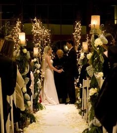 Thinking Outside The Bridal Box Wedding Pinterest Heart Burn Candlelight And Night Time