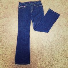 Tommy Hilfiger Jeans Never worn TH boot cut jeans. Perfect condition. Size 7/30 Tommy Hilfiger Jeans