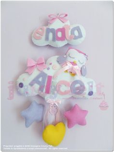 Juicy felt: Una gufetta per Alice