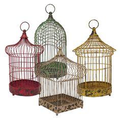 Gwyneth Birdcage Set