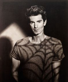 Andrew Garfield. Let's take a moment to appreciate him and the fact that the Amazing Spiderman 2 is not that far away