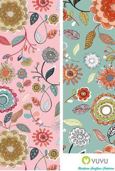 Yuyu via print & pattern