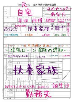 """さんきゅう倉田(元国税局職員、ワインエキスパート) on Twitter: """"源泉徴収票が届く季節になりました。毎年ちょっとずつ変わる源泉徴収票。何と書いてあるかわかりますか?上司も総務も学校も教えてくれない謎の紙、源泉徴収票の見方をつくりました。… """""""