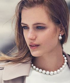 Pearls and Trench