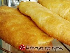 Great recipe for Shortcrust pastry cheese pies. Recipe by bouka_tsoukaliou Greek Appetizers, Greek Desserts, Greek Recipes, Greek Cooking, Cooking Time, Cooking Recipes, Pie Recipes, Vasilopita Recipe, Kitchens