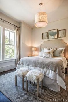 coastal bedroom | Maison de VIE