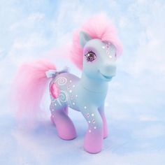 My little awesome pony.