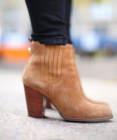 Perfect Booties #anthrofave