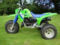 1986 Kawasaki #Tecate