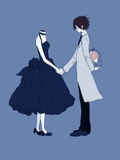 I've never shipped anything so hard in my life! Still need to catch up on Durarara