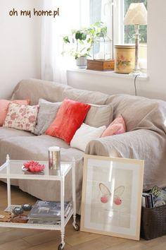 My livingroom in summer time