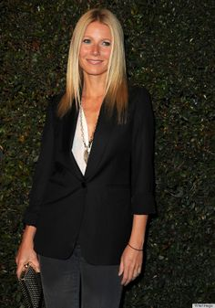 Gwyneth Paltrow Ombre Hair Makes The Trend Official (PHOTOS, POLL)