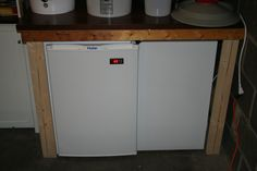 4.6 cu ft Fridge to 10.1 cu ft Fermentation Chamber Conversion - Home Brew Forums