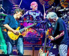 John Mayer e Dead and Company dia 31.10.2015 em NY (MSG)