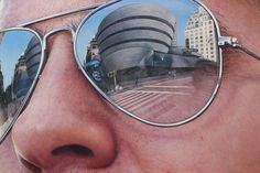 Simon Hennessey - Realist Painter - Birmingham, UK Past Papers, Customer Engagement, Hyperrealism, Gcse Art, Heart Art, Global Warming, Artist Painting, Digital Image, Mirrored Sunglasses
