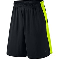Nike Men's Fly Shorts In Black/volt Black Men, Nike Men, Shorts, Clothes, Shopping, Fashion, Outfits, Moda, Clothing