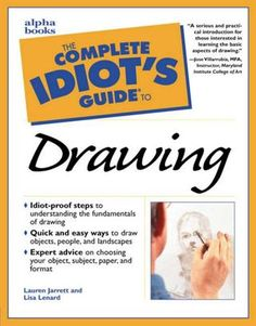 The complete idiot s guide to drawing