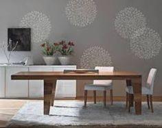stencil para pintura em parede - Pesquisa Google