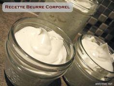Faire son beurre corporel avec des produits simples et naturels