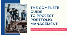 [Guide] Learn how to introduce project portfolio management to your organization to deliver better projects and meet strategic goals. Project Management Templates, Resource Management, Strategic Goals, Senior Management, Portfolio Management, Data Collection, Business Goals, Fun Projects, Organizations