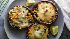 Let this list be your guide in cooking the most succulent stuffed mushroom recipes. You& find crab stuffed mushrooms, pizza stuffed mushrooms, and more! Olive Garden Stuffed Mushrooms, Crab Stuffed Mushrooms, Baked Mushrooms, Mushrooms Recipes, Healthy Grilling Recipes, Barbecue Recipes, Healthy Lunches, Burger Recipes, Bbq