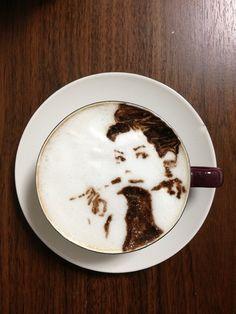Latte Art #cupamonth www.cupamonth.com