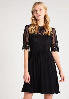 mint&berry Sukienka letnia - black - Zalando.pl