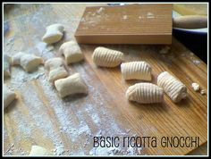 Homemade Ricotta Gnocchi Recipe