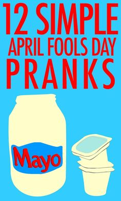 Looking for a last minute April Fools' Day prank? We've got you covered!