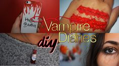 The Vampire Diaries Diy's! Dyi Phone Case, Phone Cases, Easy Halloween, Halloween Makeup, Diy Videos, Hello Everyone, Vampire Diaries, Diys, Random Stuff