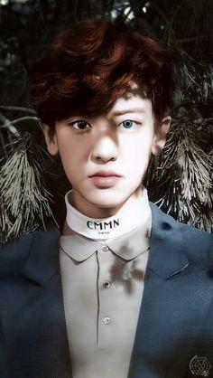 Just imagine if Chanyoel did have  heterochromia