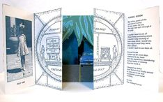 Book Arts Gallery Guest Artists - Maria Pisano || The Book Arts Web