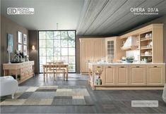 OPERA Klasszikus konyhabútorok Opi, Double Vanity, Kitchen Cabinets, Design, Home Decor, Ideas, Double Sink Vanity, Interior Design, Design Comics