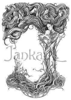 Womens Tattoos Mandala Coloring Pages Ideas Mutter Erde Tattoo, Desenho Tattoo, Mandala Coloring Pages, Woman Drawing, Art Plastique, Tree Art, Tree Of Life, Body Art Tattoos, Tatoos