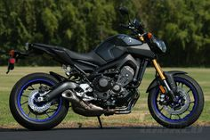 2014 Yamaha FZ-09 - All new