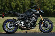 2014 Yamaha FZ-09 - All new