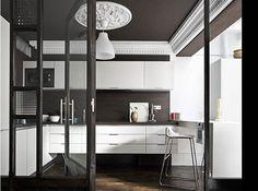 Inspirations : Osez peindre votre plafond ! - FrenchyFancy