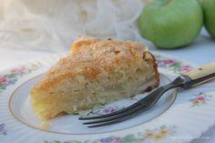 Gluten-Free French Apple Cake